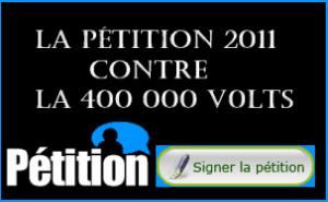 Contre ERDF-RTE et  la ligne LTHT a 400 000 volts aux Pennes Mirabeau