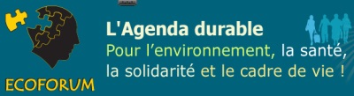 Ecoforum l'agenda durable
